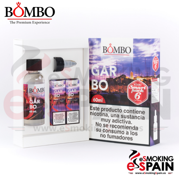 Bombo Garbo SmartPack 6mg TPD 60ml