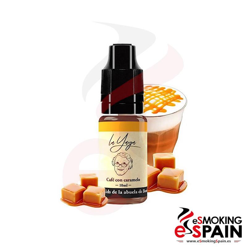 Bombo Eliquids La Yaya Cafe Con Caramelo 10ml