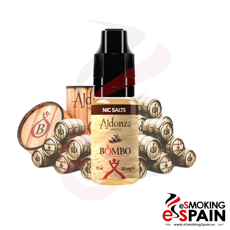 Bombo NicSalts Aldonza 10ml 10mg