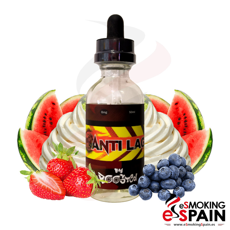Boosted Anti-Lag 50ml 0mg