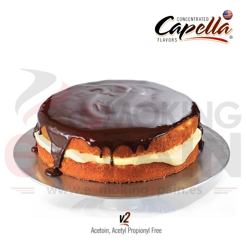 Aroma Capella Boston Cream Pie V2 10ml (nº93)