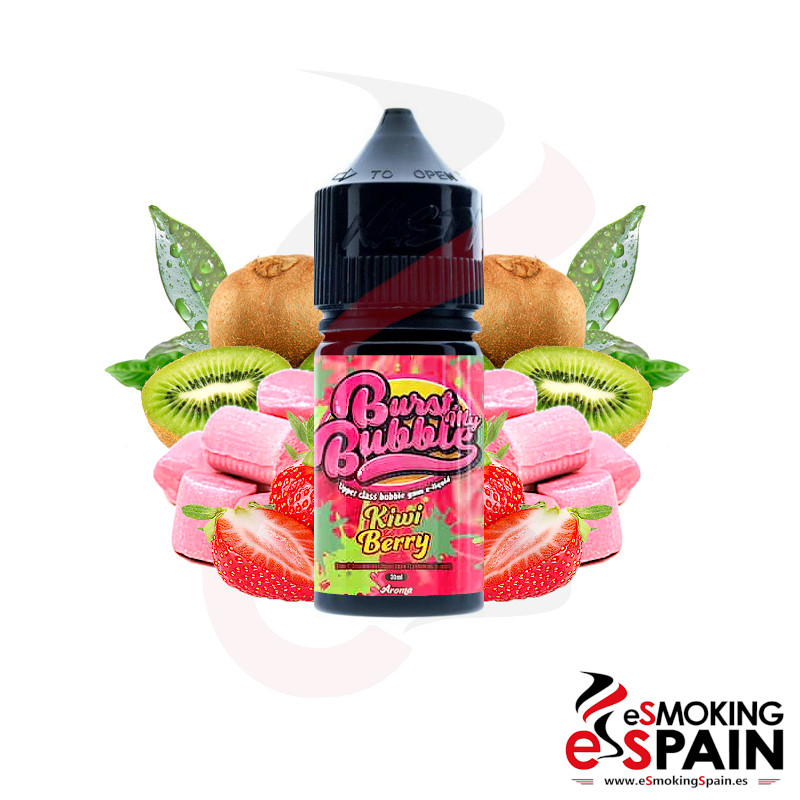 Burst My Bubble Strawberry Kiwi 30ml
