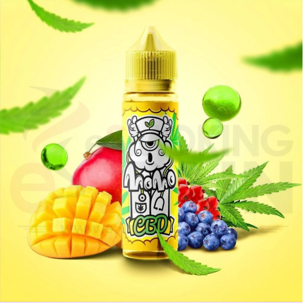 CBD MoMo Mango Berry 1000mg 50ml