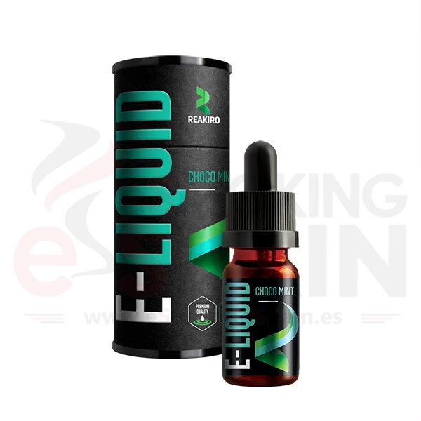 CBD Reakiro Choco Mint 300mg 10ml