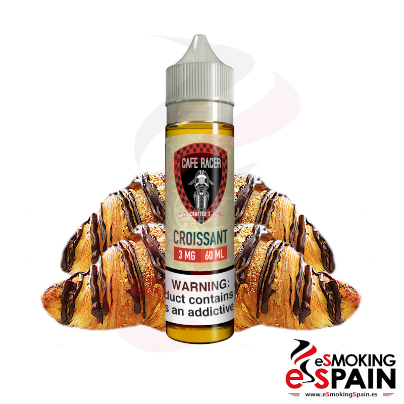 Cafe Racer Croissant 50ml 0mg