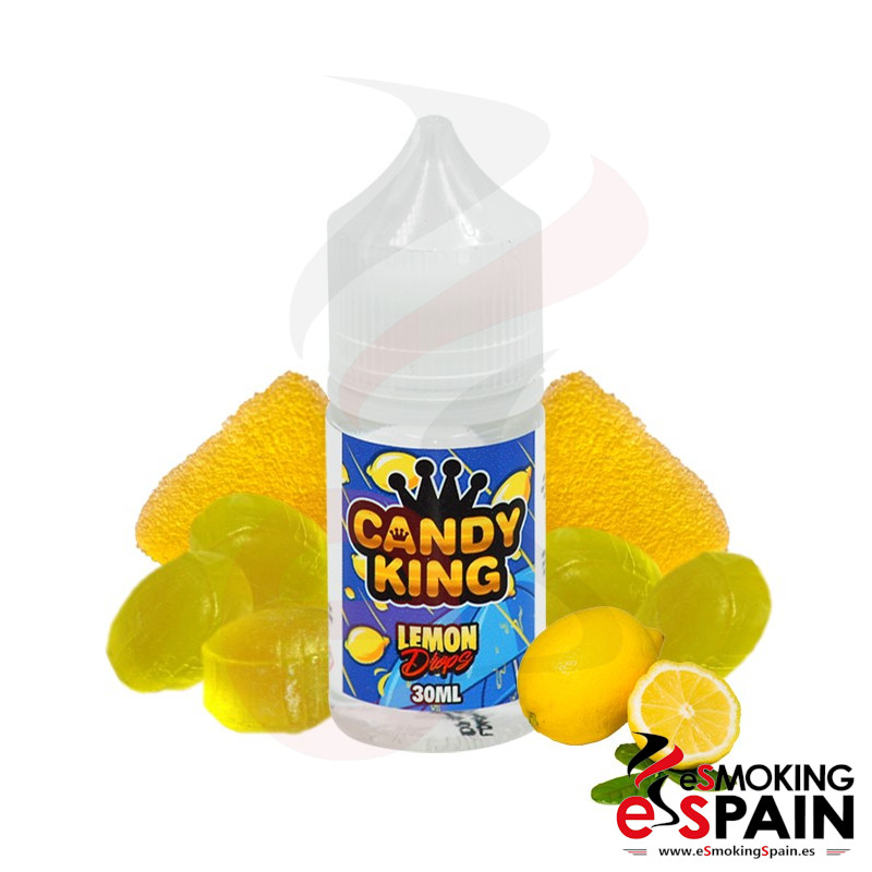 Candy King Lemon Drops 30ml