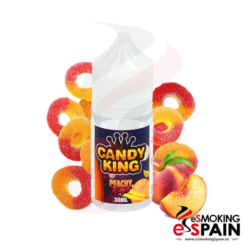 Candy King Peachy Rings 30ml