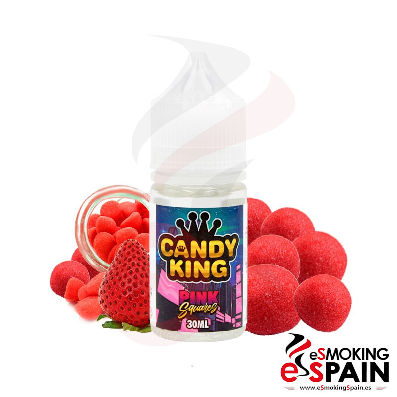 Candy King Pink Squares 30ml