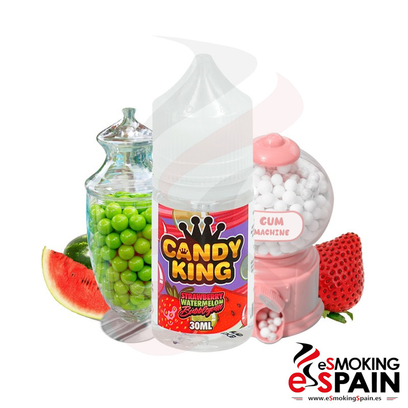 Candy King Strawberry Watermelon 30ml