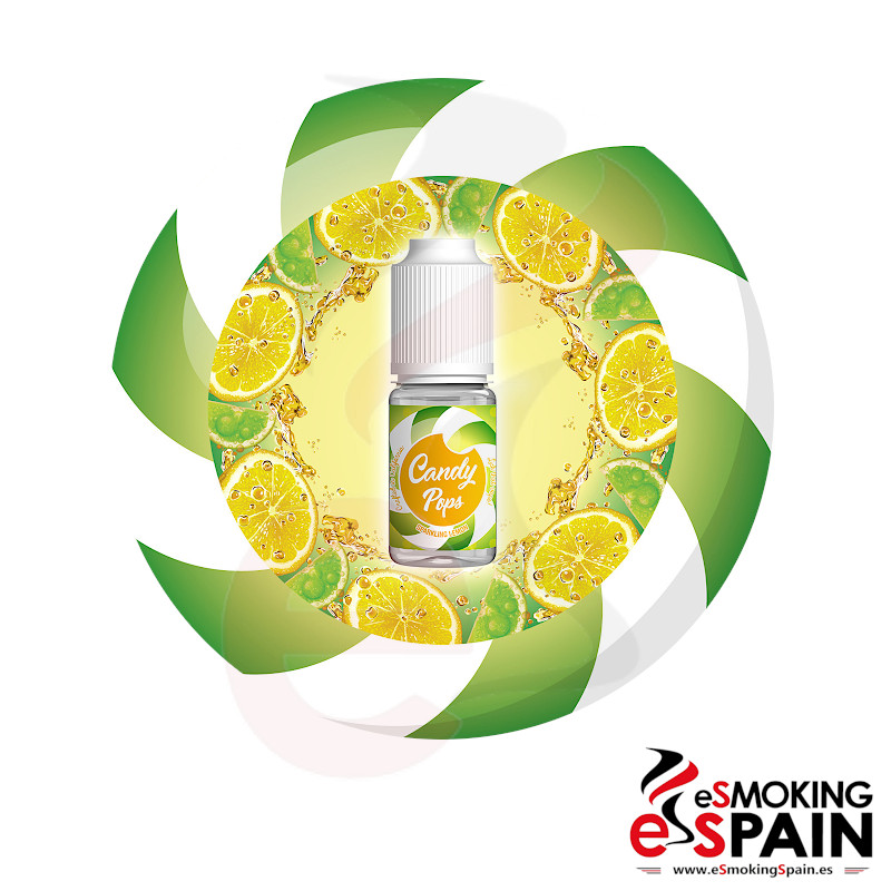 Aroma Candy Pops Sparkling Lemon 10ml