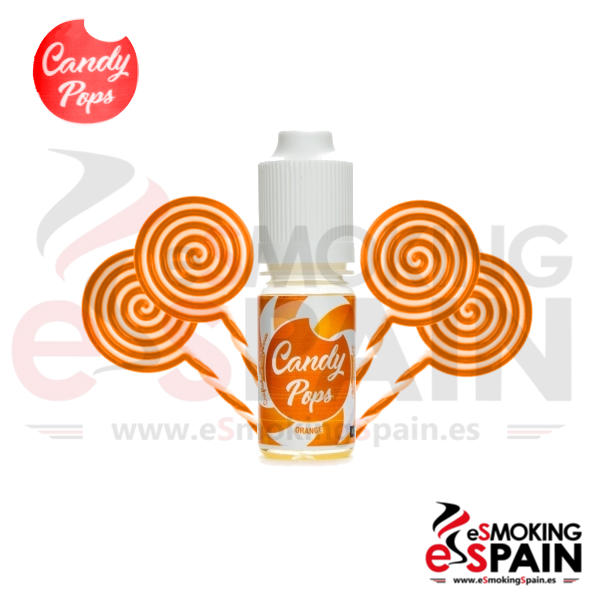 Aroma Candy Pops Orange 10ml
