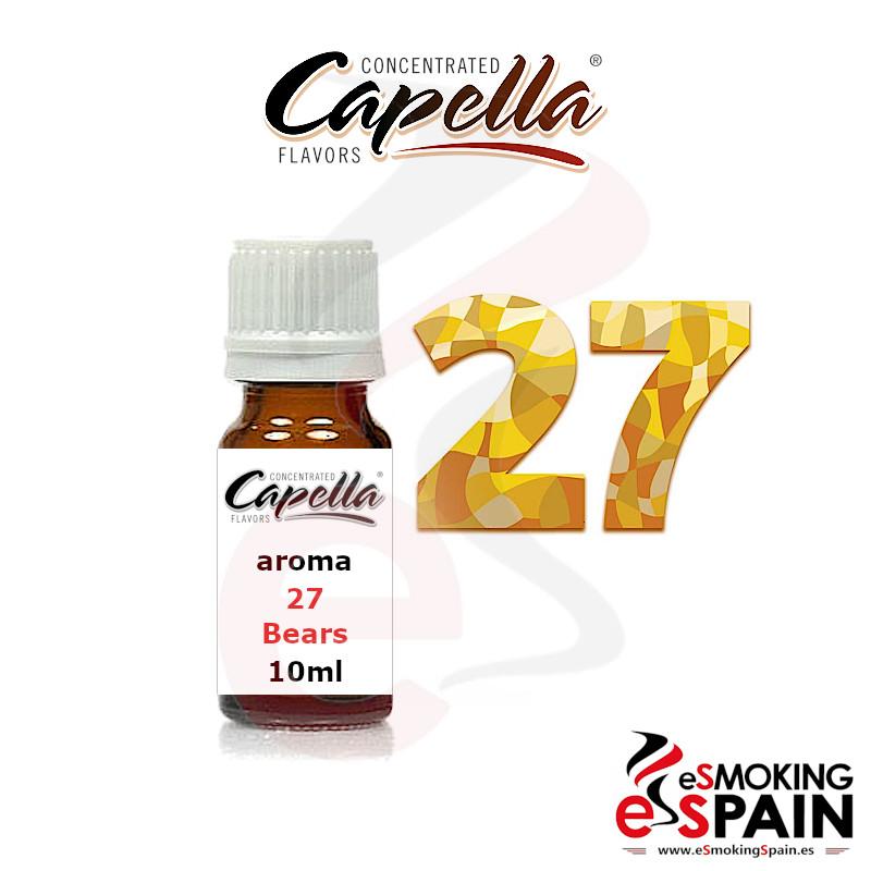 Aroma Capella 27 Bears 10ml (nº130)