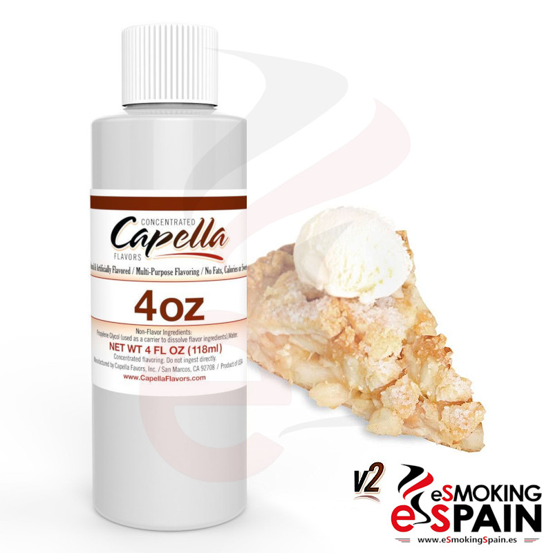 Aroma Capella Apple Pie V2 118ml (*nº92)
