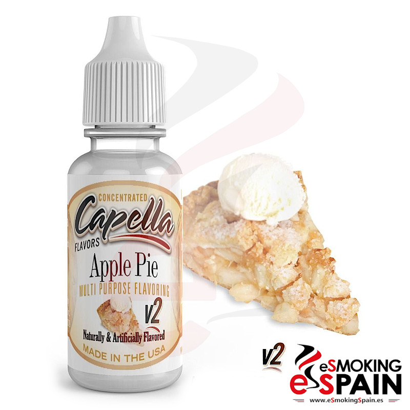Aroma Capella Apple Pie V2 13ml (*nº92)