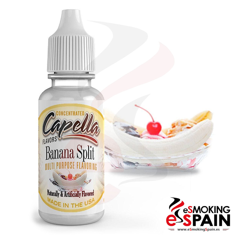 Aroma Capella Banana Split 13ml (*nº44)