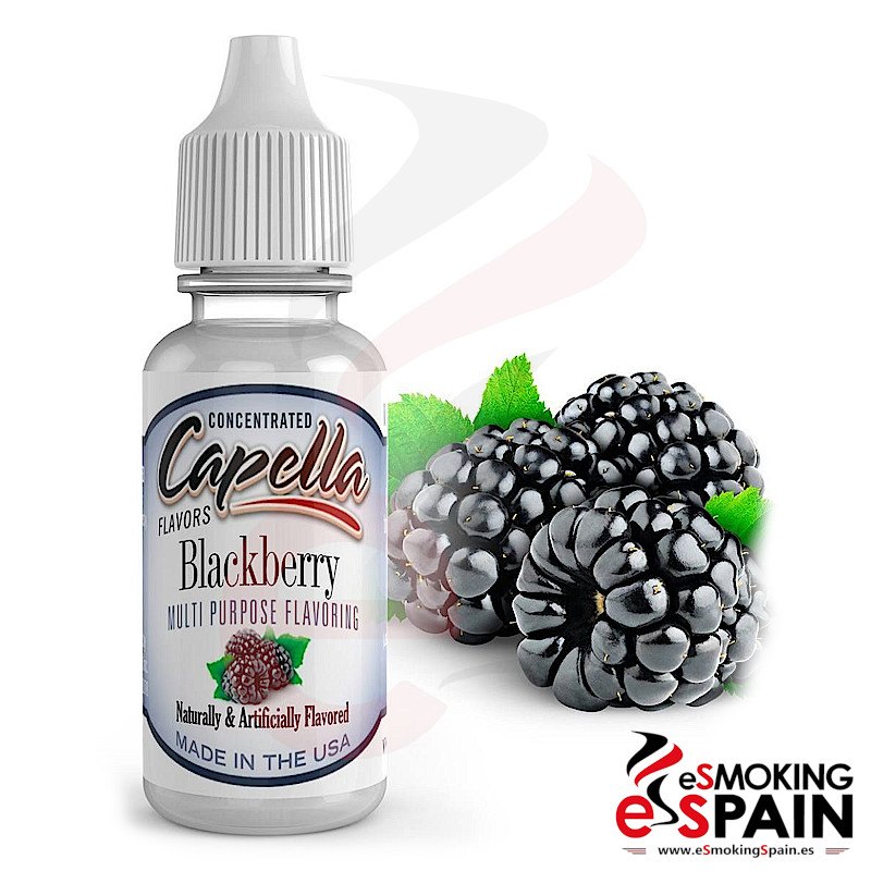 Aroma Capella Blackberry 13ml (*nº46)