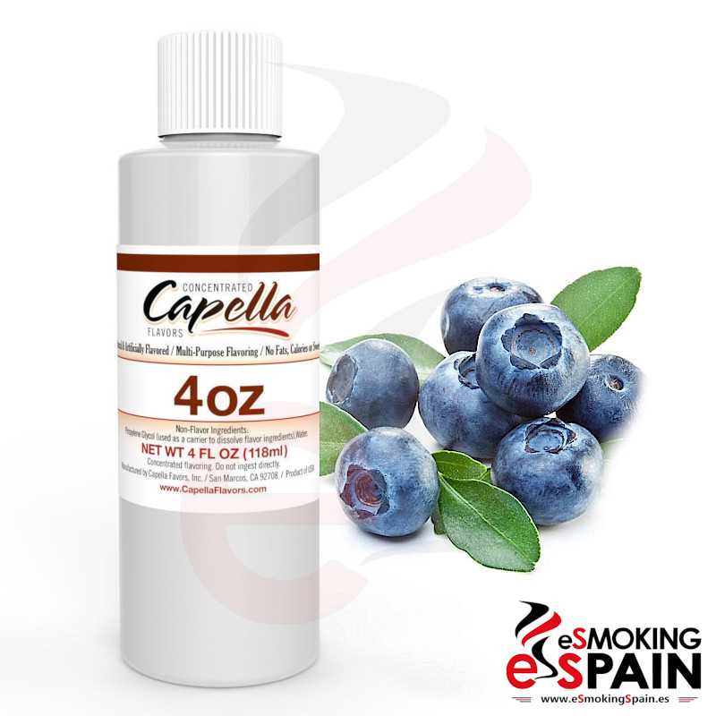 Aroma Capella Blueberry 118ml (*nº47)
