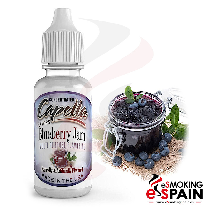Aroma Capella Blueberry Jam 13ml (*nº48)