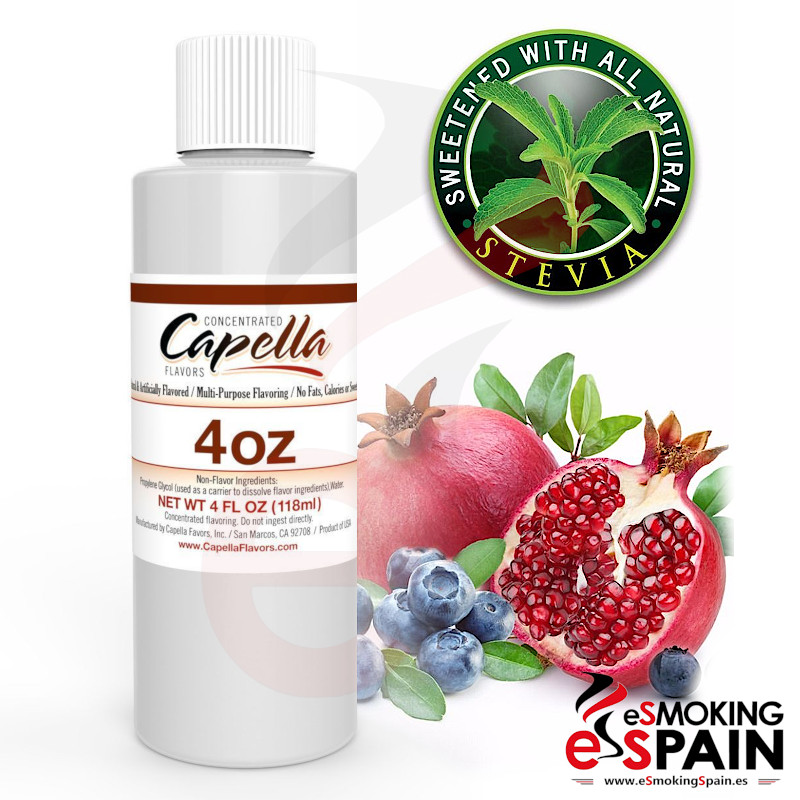 Aroma Capella Blueberry Pomegranate 118ml (*nº136)