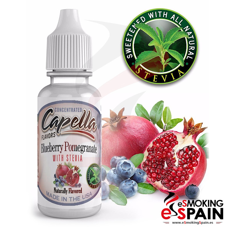Aroma Capella Blueberry Pomegranate 13ml (*nº136)