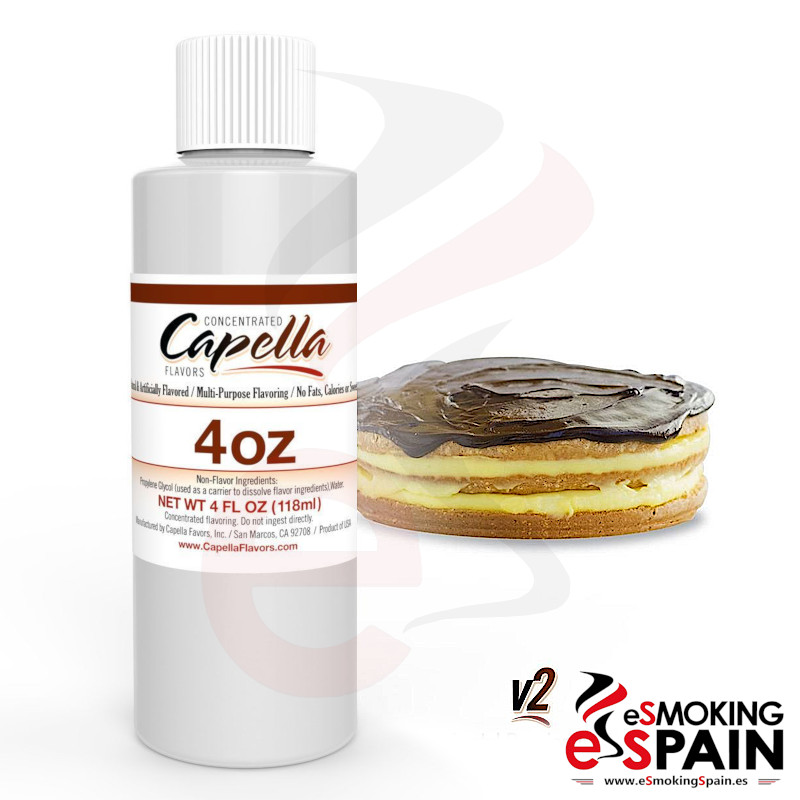 Aroma Capella Boston Cream Pie V2 118ml (*nº93)