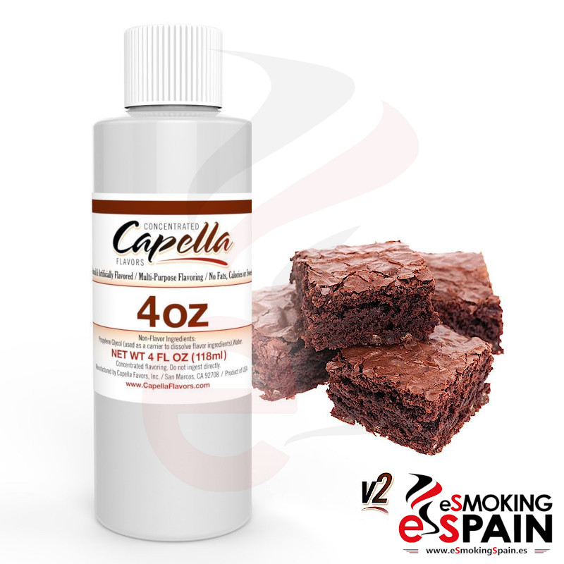 Aroma Capella Chocolate Fudge Brownie V2 118ml (*nº95)