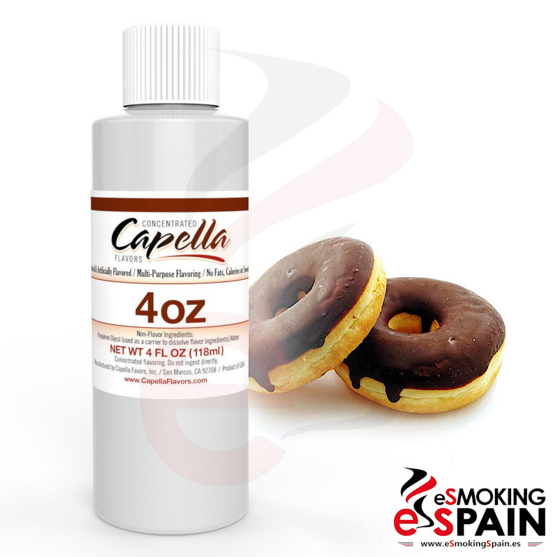 Aroma Capella Chocolate Glazed Doughnut 118ml (*nº54)