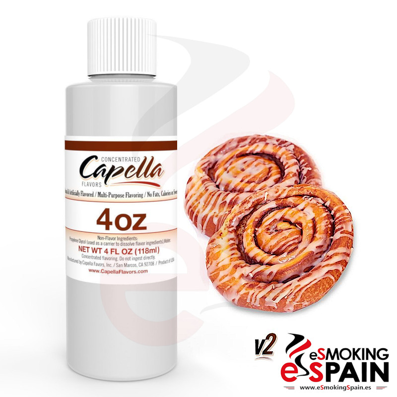Aroma Capella Cinnamon Danish Swirl V2 118ml (*nº96)