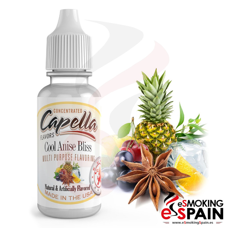 Aroma Capella Cool Anise Bliss 13ml (*nº146)