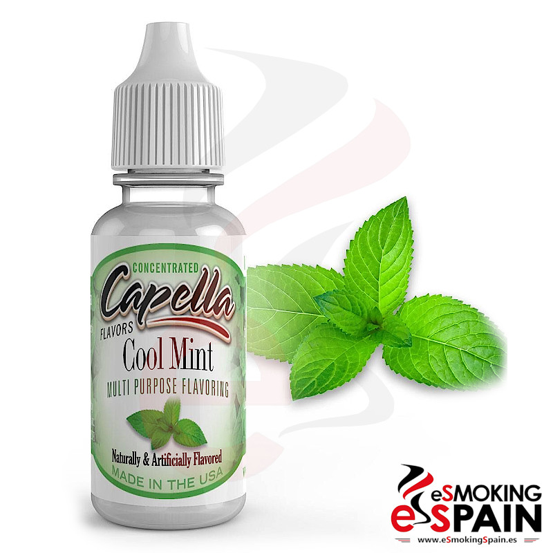 Aroma Capella Cool Mint 13ml (*nº33)
