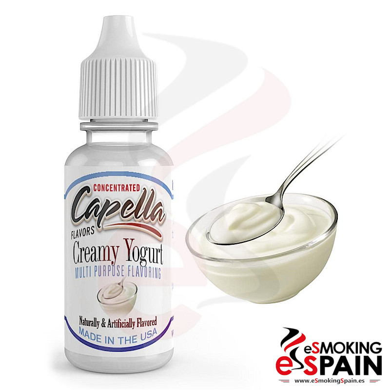 Aroma Capella Creamy Yogurt 13ml (*nº58)