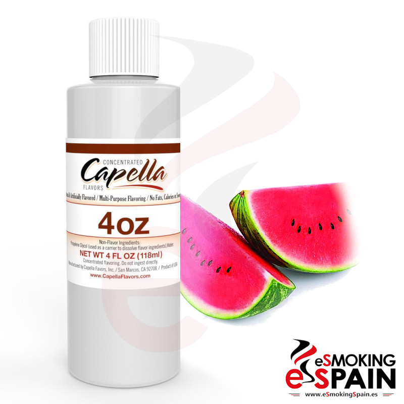 Aroma Capella Double Watermelon 118ml (*nº39)