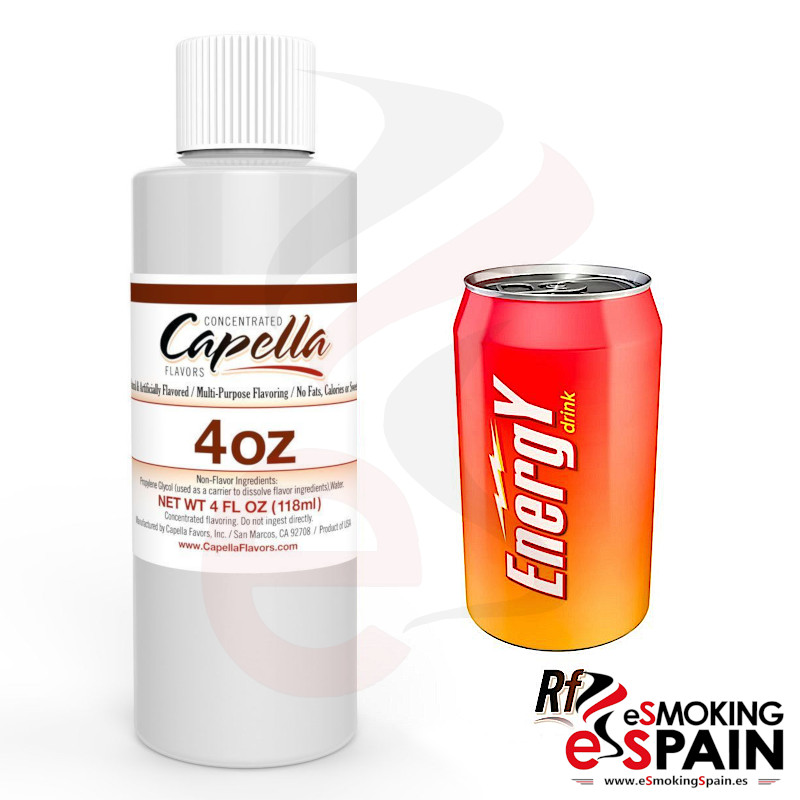 Aroma Capella Energy Drink RF 118ml (*nº63)