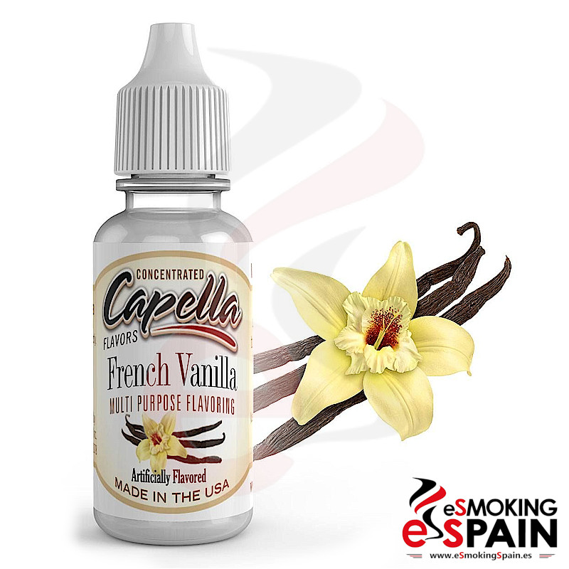Aroma Capella French Vanilla 13ml (*nº16)