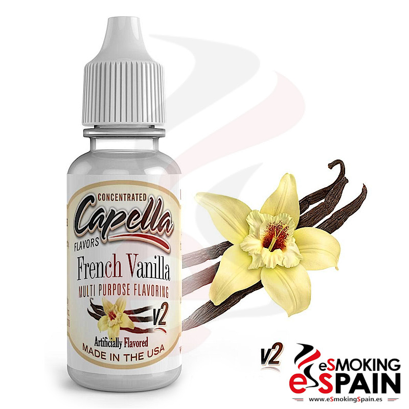 Aroma Capella French Vanilla V2 13ml (*nº98)