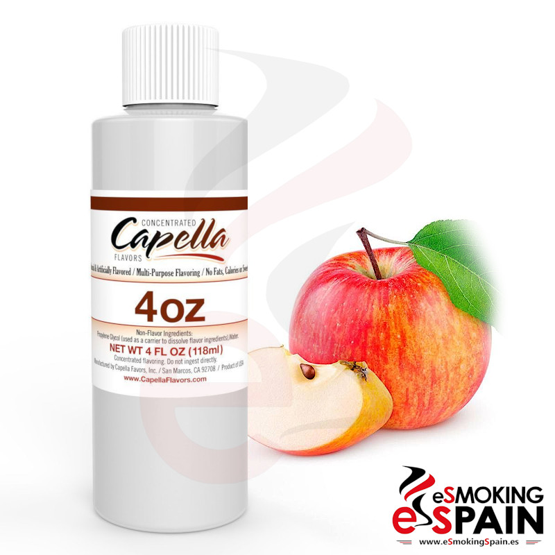 Aroma Capella Fuji Apple 118ml (*nº118)