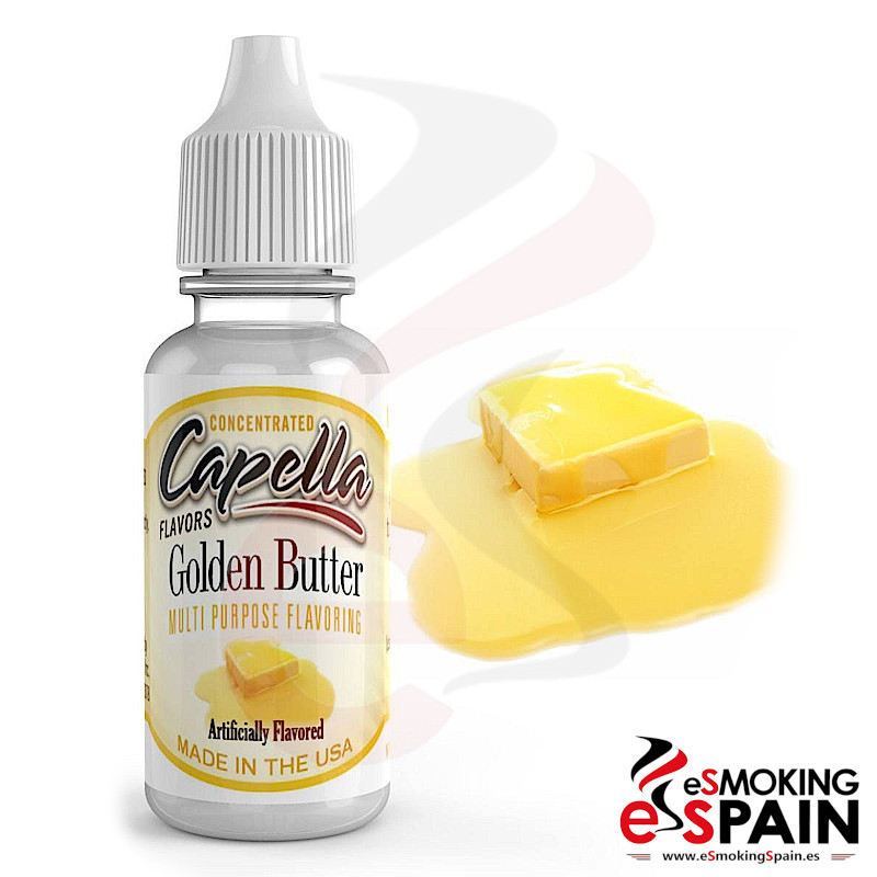 Aroma Capella Golden Butter 13ml (*nº65)