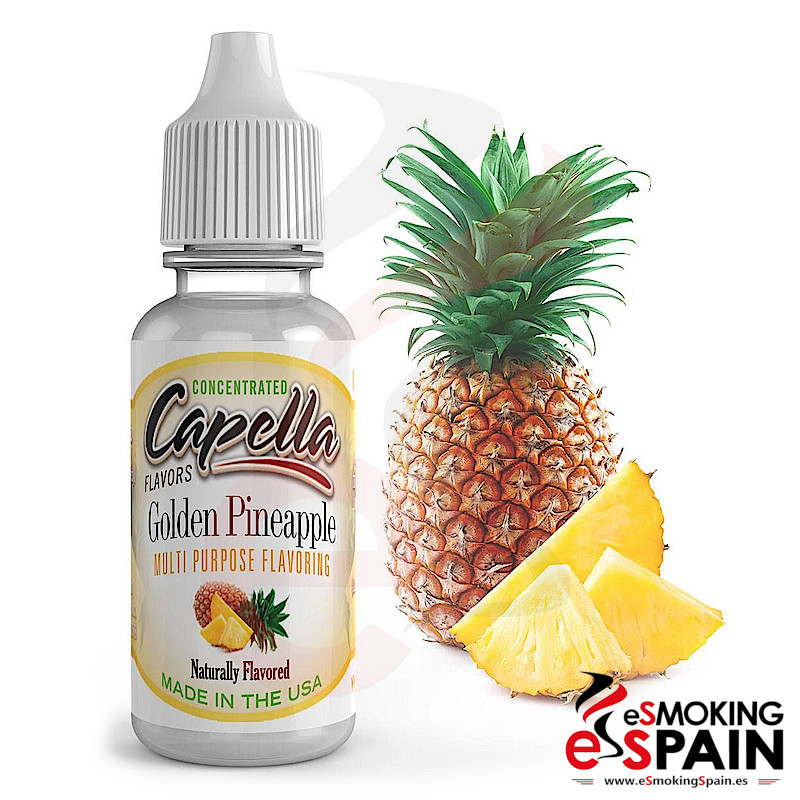 Aroma Capella Golden Pineapple 13ml (*nº3)