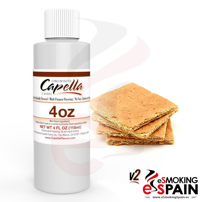 Aroma Capella Graham Cracker V2 118ml (*nº36)