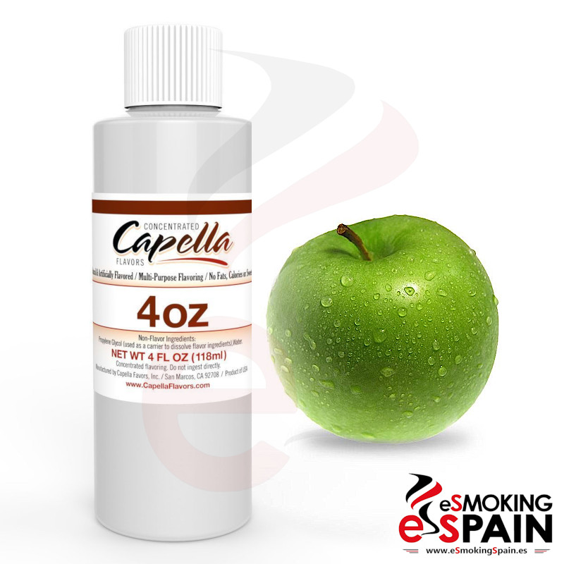 Aroma Capella Green Apple 118ml (*nº112)