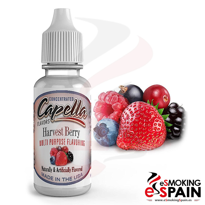 Aroma Capella Harvest Berry 13ml (*nº1)