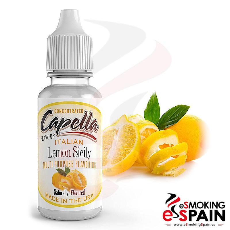 Aroma Capella Italian Lemon Sicily 13ml (*nº66)