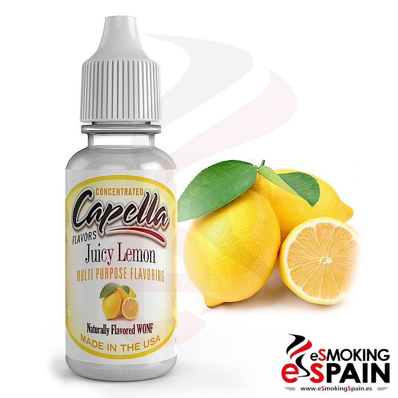 Aroma Capella Juicy Lemon 13ml (*nº68)
