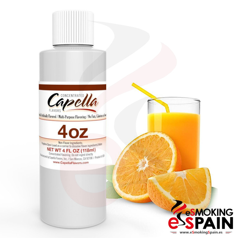 Aroma Capella Juicy Orange 118ml (*nº69)