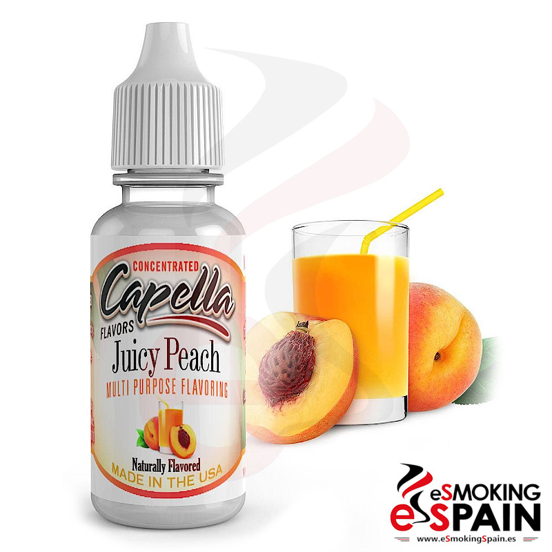 Aroma Capella Juicy Peach 13ml (*nº70)