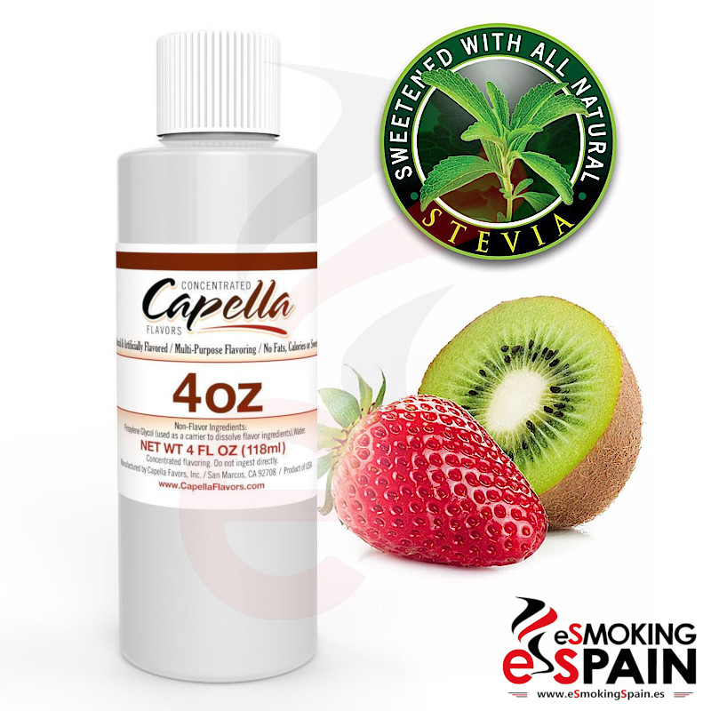 Aroma Capella Kiwi Strawberry 118ml (*nº116)