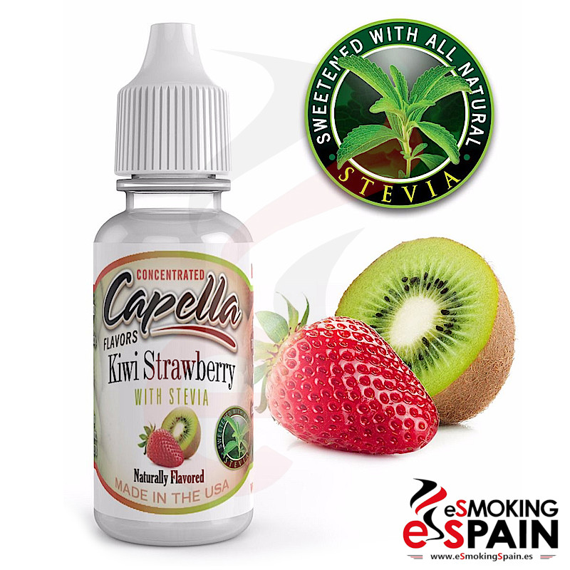 Aroma Capella Kiwi Strawberry 13ml (*nº116)