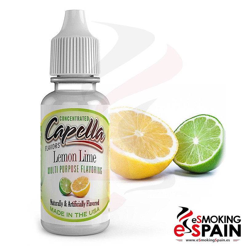 Aroma Capella Lemon Lime 13ml (*nº117)