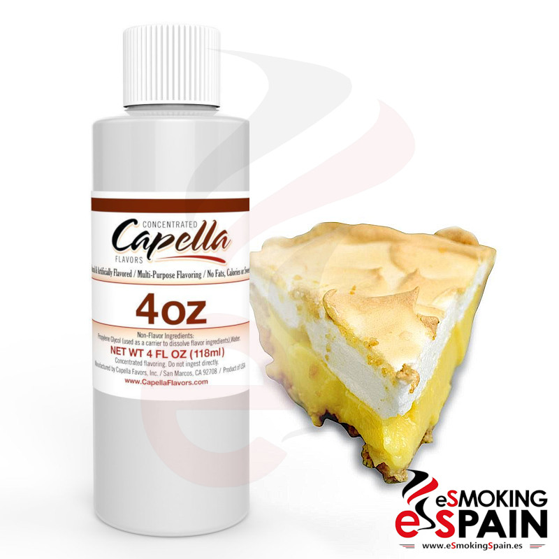 Aroma Capella Lemon Meringue Pie 118ml (*nº40)