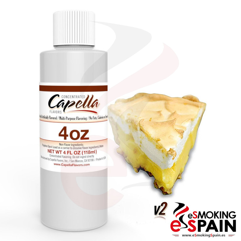 Aroma Capella Lemon Meringue Pie V2 118ml (*nº100)